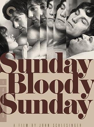 Amazon com: Sunday Bloody Sunday (Criterion Collection