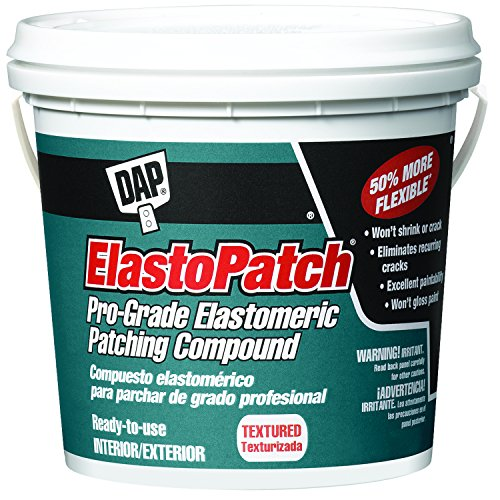 opatch Textured 02 Gal Raw Building Material, Gallon, Off-White ()