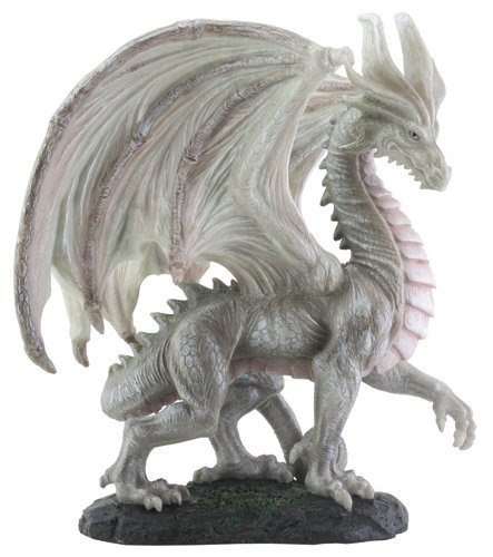 (Wise Old Dragon Figurine)