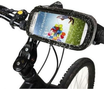 Soporte Impermeable de Manillar para Bicicleta/Bicicleta/Moto ...