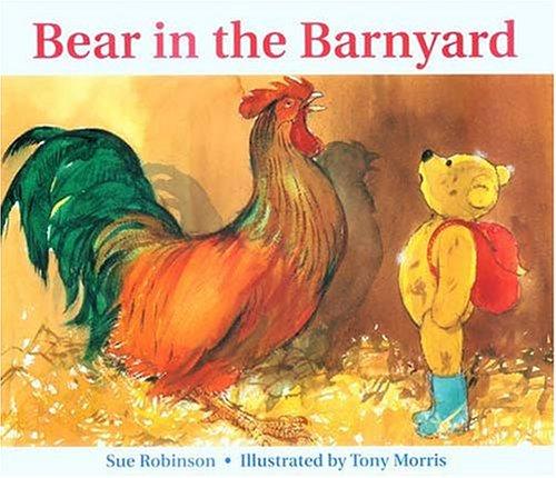 Bear in the Barnyard ebook