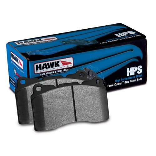Hawk HPS Performance Street Brake Pads 2004 Nissan Sentra 2.