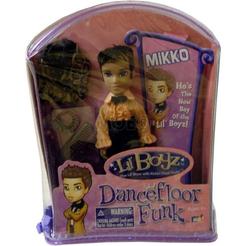 Lil Bratz Boyz Dancefloor Funk Mikko Doll