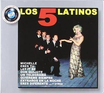 Historia De La Musica Pop Rock En España: Los Cinco Latinos: Amazon.es: Música