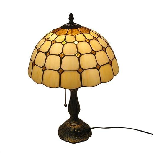 LXJ-LD Lámparas de Mesa 12 Pulgadas Estilo clásico de ...