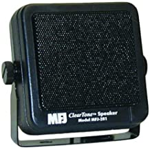 MFJ-281 MFJ281 Original MFJ Enterprises Speaker for mobile radios, Clear Tone