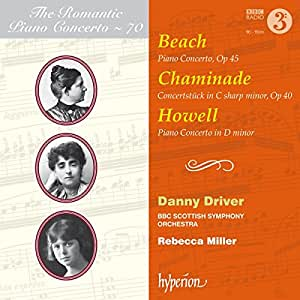 The Romantic Piano Concerto Vol.70