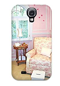 Jennifer Guelzow's Shop Hot High Quality Shock Absorbing Case For Galaxy S4-pink And White Chair In Baby Girl Nursery