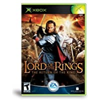 LORD OF THE RINGS: RETURN OF THE KING - Xbox