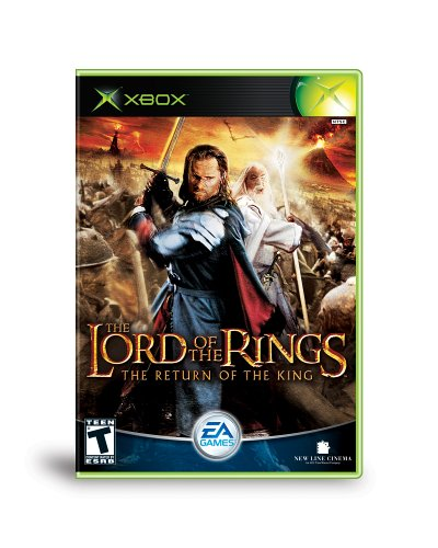 Lord Rings Return King Xbox product image