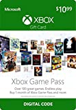 $11 Xbox Game Pass Gift Card - Xbox One [Digital Code]