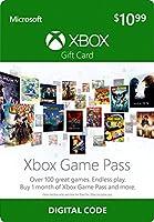 $11 Xbox Game Pass Gift Card - Xbox One [Digital Code]