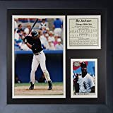 "Legends Never Die ""Bo Jackson White Sox"" Framed Photo Collage, 11 x 14-Inch"