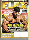 FLEX Magazine (Sep 2013) PHIL HEATH 3.0 The Ultimate Olympia Training Issue