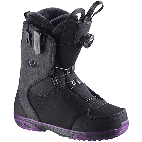 Boot Ivy Snowboard (Salomon Snowboard Boots - Salomon Ivy Boa Strai...)