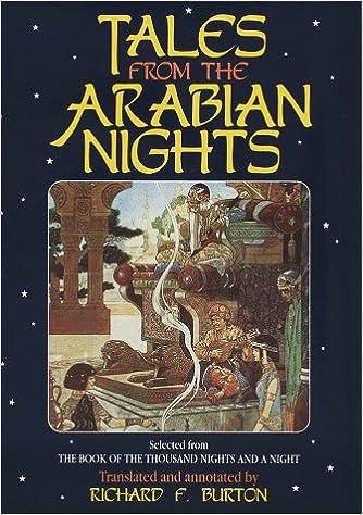 cuidadosamente Oh querido orificio de soplado  Tales from Arabian Nights: Selected from the Book of the Thousand Nights  and a Night: David Shumaker, Richard Francis Burton: 9780517265758:  Amazon.com: Books