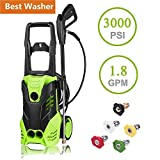 Best electric power washer any - Luckdeal High Pressure Power Washer 3000 PSI Electric Review