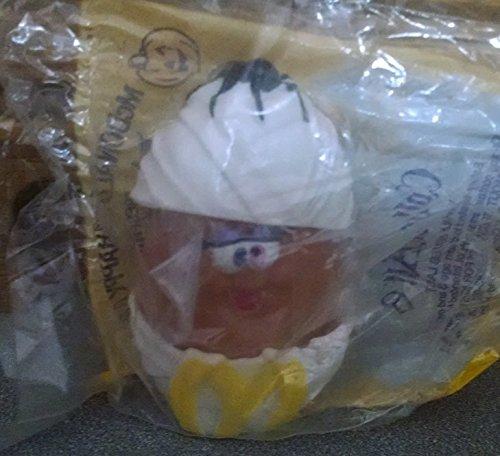 McDonalds - Halloween McNugget Buddies - MUMMIE McNUGGET - (Mcdonalds Halloween Mcnuggets)