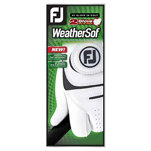 FootJoy New Improved 2017 StaSof Golf Glove Men's & Women's Sizes – #1 Glove on PGA Tour – DiZiSports Store