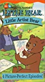 Little Bear - Little Artist Bear [VHS]