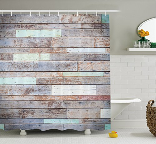 rustic-home-decor-shower-curtain-by-ambesonne-retro-old-fashion-lumber-wall-boarding-building-panel-