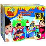 amazoncom tom and jerry 9 piece play set with 9 tom