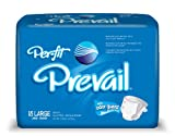 Per-Fit Adult Briefs, Large, 18-Count (Pack of 4), Health Care Stuffs