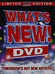What's New DVD contains 12 music videos. Track Listing 1. An Honest Mistake-The Bravery 2. For You I Will (Confidence) 3. Almost-Bowling For Soup 4. What I Say And What I Mean-The Like 5. Strike-Nikki Flores 6. Happy Hour-Jazze Pha & Cee-...