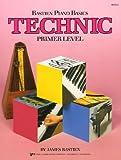 WP215 - Bastien Piano Basics - Technic Primer Level
