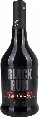 punta Cana Ron Club Black, 1er Pack (1 x 700 ml)