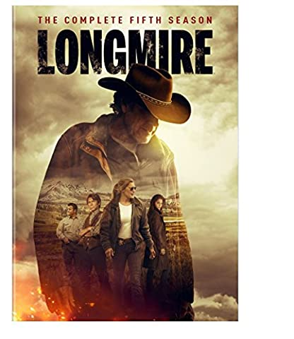 Longmire: The Complete Fifth Season (DVDs & Videos)