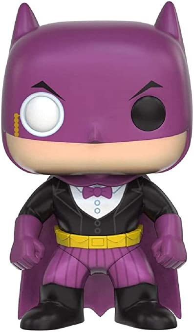 Batman as Villains Batman Penguin Pop Vinyl-FUN10778