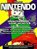 Nintendo 64 Unauthorized Game Secrets, PCS Staff, 0761509704
