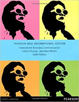 Book Intercultural Business Communication by Lillian Chaney (2013-11-01)
