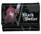 Great Eastern Entertainment Girls Black Butler Grell Wallet