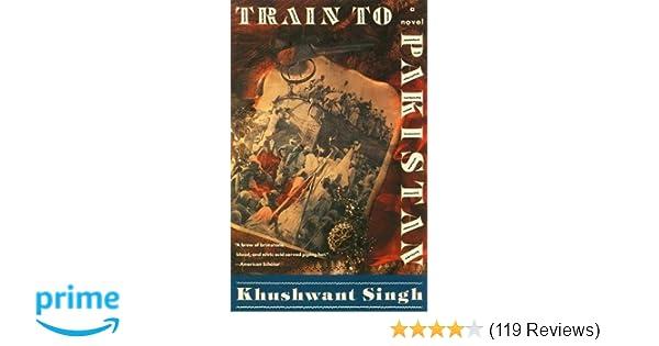 Train To Pakistan Khushwant Singh Arthur Lall 9780802132215 Amazon Com Books