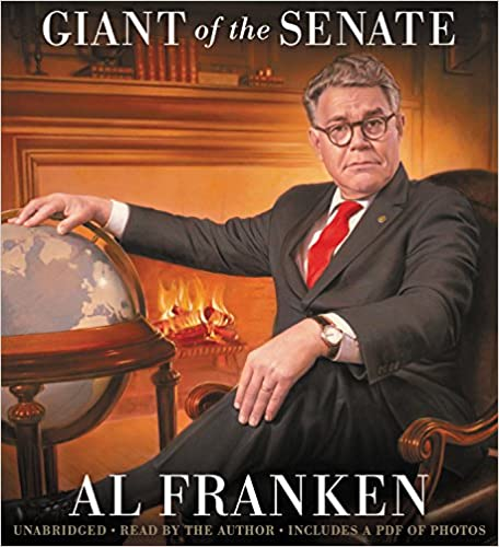 Al Franken - Giant of the Senate Audiobook Free Online