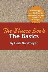 The Stucco Book-The Basics Paperback