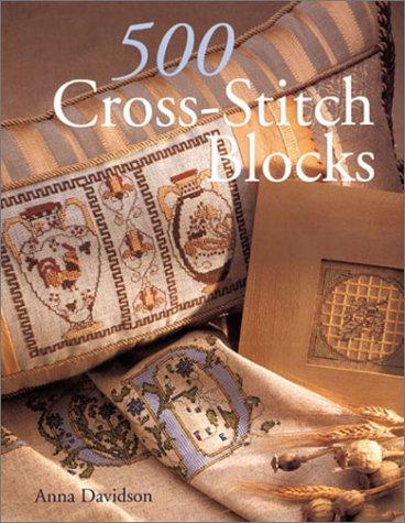500 Cross-Stitch Blocks ebook