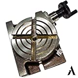 "AnNafi New Rotary Table 3"" inch - 75mm Horizontal"