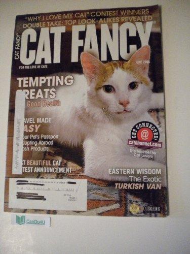 (Cat Fancy June 2006 (Exotic Turkish Van))