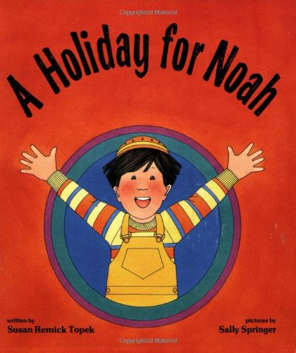 Download A Holiday for Noah (Shabbat) pdf epub