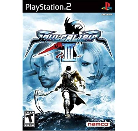 Amazon Com Soulcalibur 3 Playstation 2 Artist Not Provided Video Games