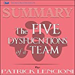 Summary: The Five Dysfunctions of a Team |  Readtrepreneur Publishing