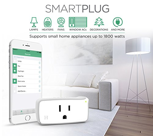 ihome isp5 wifi smart plug for apple homekit with siri nest tec ofertas. Black Bedroom Furniture Sets. Home Design Ideas