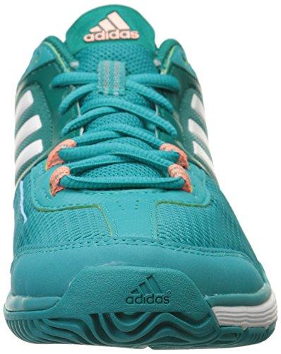 Equipment Green adidas White Shoe Barricade Womens Green Shock Club Tennis wwO8YRq