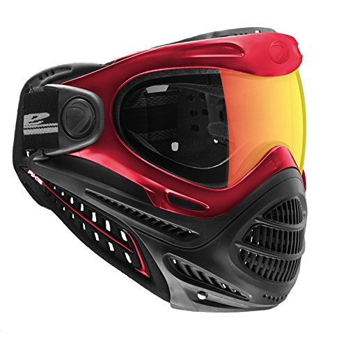 Dye Axis Pro Paintball Goggle - Red
