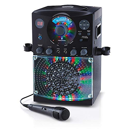 Singing Machine Sml385Btbk Bluetooth