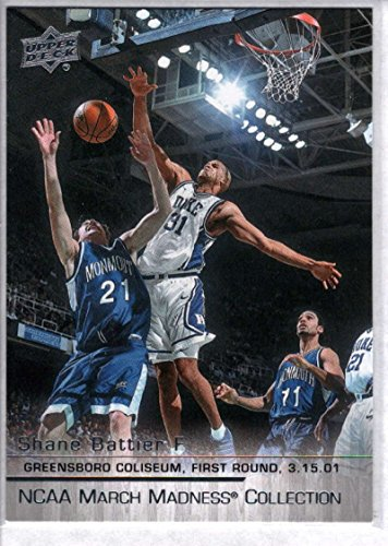 Basketball NBA 2014-15 Upper Deck NCAA March Madness #SB-1 Shane Battier NM-MT