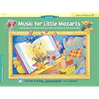 Music For Little Mozarts Music Workbook, Bk 2: Coloring and Ear Training Activities to Bring Out The Music in Every Young Child